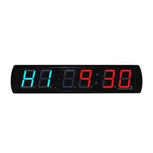 Pro Full-Size Wall Timer - Programmable Fitness Timer - Out of Stock