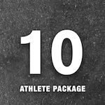 10 Athlete Gym Package