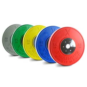 X Training Equipment® Elite Competition Bumpers - LB