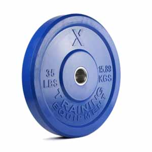 35LB Premium Color Bumper Plate Pair - Out of Stock