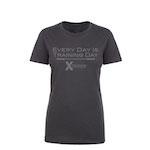 Womens - Everyday is Training Day - Heavy Metal - Premium T-Shirt