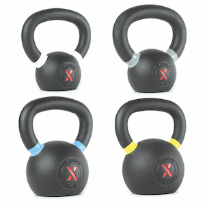 Light Kettlebell Set - 9lb, 13lb, 26lb, 35lb - Out of Stock