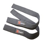 X Training Premium Cotton Lifting Straps - Pair