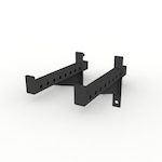 X Training Equipment® Spotter Arm Pair - Currently Out of Stock