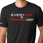 Everyday is Training Day Mens T-Shirt
