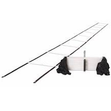 Agility Ladder ELITE with Bag - Adjustable 20ft