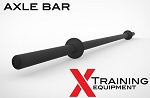 X Training Equipment Axle Bar - Free Shipping