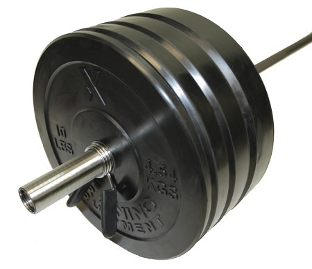 Premium Black Bumper Plates and Sets