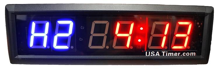 Usa timer garage gym edition programable fitness fight