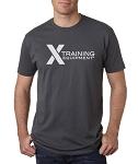 X Training Equipment Mens Heavy Metal Logo T-Shirt - Free Shipping