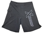 High Performance Workout Shorts - Black