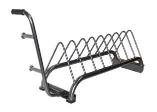 Horizontal Bumper Plate Rack