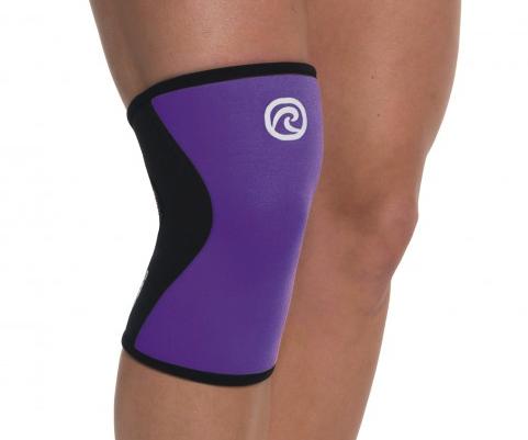 Rehband 7751W Purple Women's Knee Support (Single)