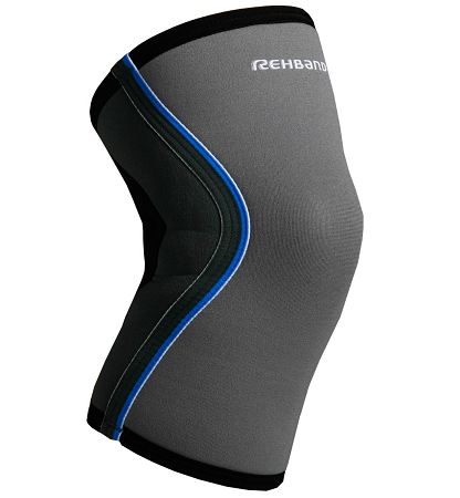 Rehband 7751 Gray Knee Support (Single)