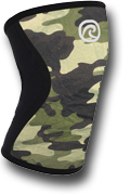 Rehband 7751 Camo Knee Support (Single)