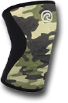 Rehband 7751 Camo Knee Support (Single) - Free Shipping