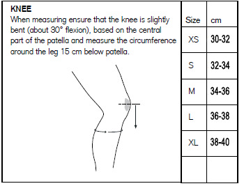 1384316ccb IPF & IWF Legal for Raw and Open Competition. If tight competition fit is  desired, order one size smaller than the Rehband recommended size chart.