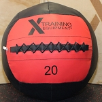 X Training Wall Ball 20LB - Free Shipping - Out of Stock Pre Order Now - ETA Jan 5th - Sorry no BOGO on out of stock items.