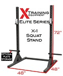 X-1 Squat Stand - Currently Out of Stock