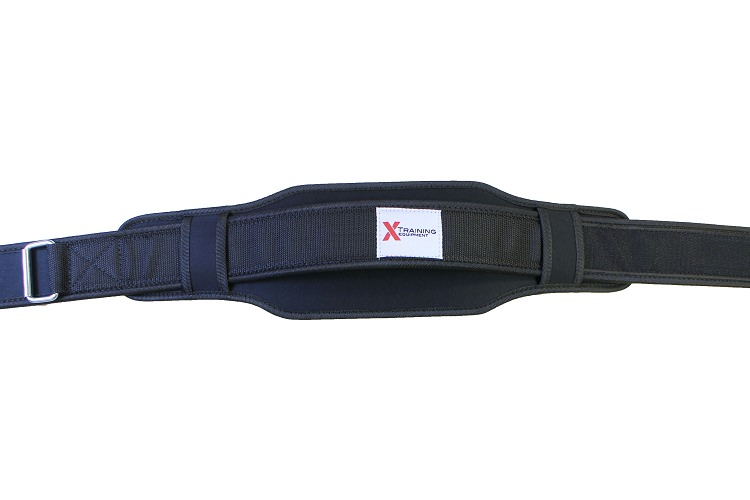 X Training Equipment Low-Profile Lifting Belt - Black