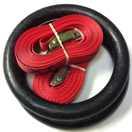 X Training Rings - Gymnastic Rings for Fitness FREE SHIPPING